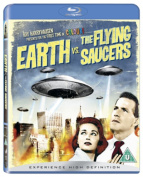 Earth Vs. the Flying Saucers [Region 1] [Blu-ray]