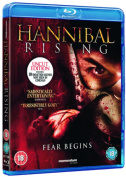 Hannibal Rising [Region 1] [Blu-ray]