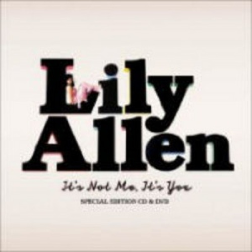 Lily Allen: It's Not Me It's You - Special Ed (CD/DVD) [Region 4] - DVD - New