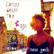 Corinne Bailey Rae/Live in New York [Digipak] [Slipcase] *