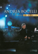 ANDREA BOCELLI VIVERE LIVE IN TUSCANY COLLECTORS EDITION DVD AND CD