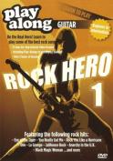 Playalong DVD - Learn to Play Rock Hero 1 [Region 2]