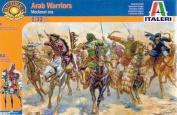 Arab Warriors Medieval Era - 1:32 Scale - 6882 - Italeri