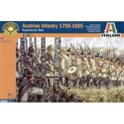 1/32 Napoleonic Wars - Austrian Infantry 1798-1805