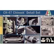 ITALERI 1:48 Aircraft No 26002 CH-47 Chinook - Super Detail Set
