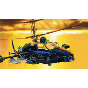 "Italeri 1:72 KAMOV KA-130cm ALLIGATOR"" Helicopter #005"
