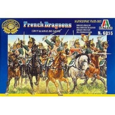 Italeri - 1:72 French Dragoons 1815