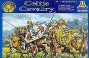 I-II Century B.C. - Celtic Cavalry - 1:72 Scale - 6029 - Italeri