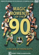 NRL - Magic Moments Of The 90's [Region 4]