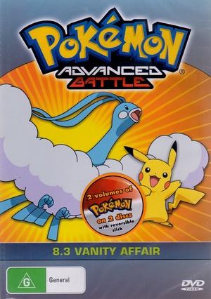 Pokemon: Advanced Battle - 8 3Vanity Affair/8 4 Absol-Ute Disaster