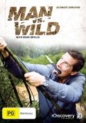 Man Vs. Wild [Region 4]
