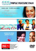 The All American Beauty / Lucky 13 / Just Write [Region 4]