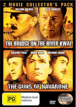 Guns of Navarone/Bridge on the River Kwai by Sony Pictures Home