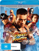 Street Fighter [Region B] [Blu-ray]
