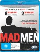 Mad Men: Season 1 [Region B] [Blu-ray]