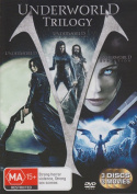 Underworld Trilogy (Underworld / Underworld [Region 4]