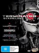 Terminator Quadrilogy [Region 4]