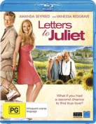 Letters to Juliet [Region B] [Blu-ray]
