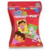 Card Game - Fish - Dora the Explorer