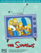 The Simpsons Season 2  [4 Discs] [Region 4]
