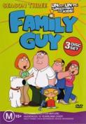Family Guy Season 3  [3 Discs] [Region 4]