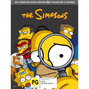 The Simpsons Season 6  [4 Discs] [Region 4]