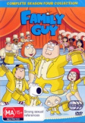 Family Guy Season 4  [3 Discs] [Region 4]