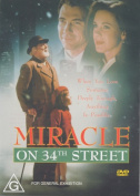 Miracle On 34th Street DVD  [Region 4]