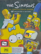 The Simpsons Season 8  [4 Discs] [Region 4]