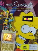 The Simpsons Season 4Disc [9 Discs] [Region 4]