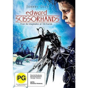 Edward Scissorhands DVD  [Region 4]