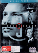 X Files Season 3  [7 Discs] [Region 4]
