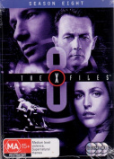The X Files: Season 8 [Region 4]