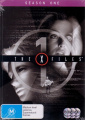 The X Files: Season 1 [Region 4]