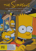 The Simpsons Season 10  [4 Discs] [Region 4]