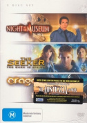 Night At The Museum / The Seeker [3 Discs] [Region 4]