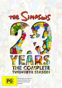 The Simpsons Season 20  [4 Discs] [Region 4]