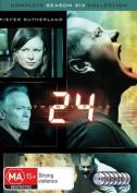 24 Season 6Disc [6 Discs] [Region 4]