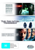 The Day the Earth Stood Still (2008) / The Day After Tomorrow / Independence Day  [3 Discs] [Region 4]