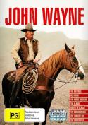 John Wayne Collection (Inc. The Big Trail / Red River / North to Alaska) (8 Movies  [8 Discs] [Region 4]