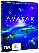 Avatar Extended Edition DVD  [3 Discs] [Region 4]