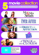 Object Of My Affection / Mr & Mrs Smith / Never Been Kissed / Ever After / Walk In The Clouds [Region 4]