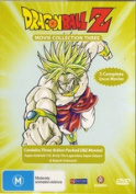 Dragon Ball Z - Movie Col lection 3 (movies 7-9) ( [3 Discs]