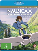 Nausicaa of the Valley of the Wind [Blu-ray] [Region B] [Blu-ray]