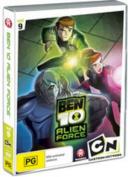 Ben 10: Alien Force - Volume 9 [Region 4]