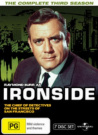 Ironside - Season 3 (Fatpack Version) Set  [7 Discs] [Region 4]