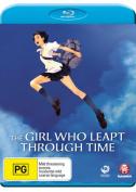 The Girl Who Leapt Through Time [Blu-ray] [Region B] [Blu-ray]