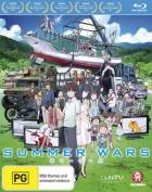 Summer Wars [Region B] [Blu-ray]