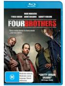 Four Brothers [Region B] [Blu-ray]