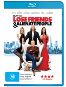 How to Lose Friends and Alienate People [Region B] [Blu-ray]